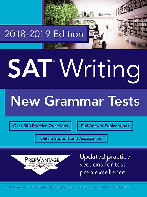 SAT Writing: New Grammar Tests