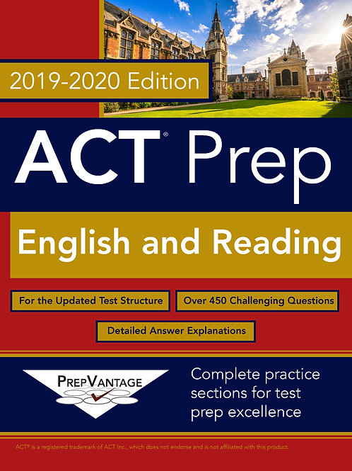 ACT Prep: English and Reading