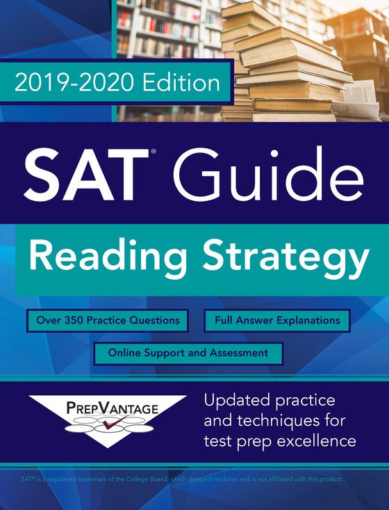 New Release: Every SAT Reading Strategy in One Book!