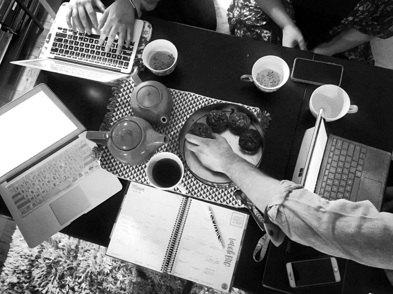 Behind the Scenes: First production meeting of Ether.