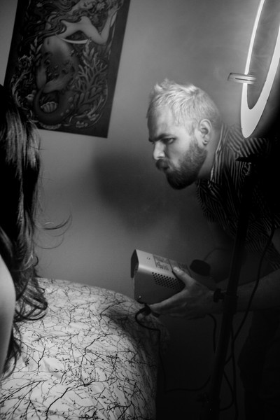 Behind the Scenes: Ether Photoshoot