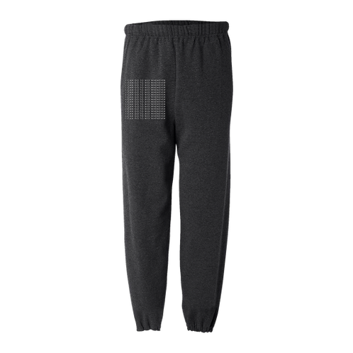 Go To Bed Sweatpants  - Charcoal Grey