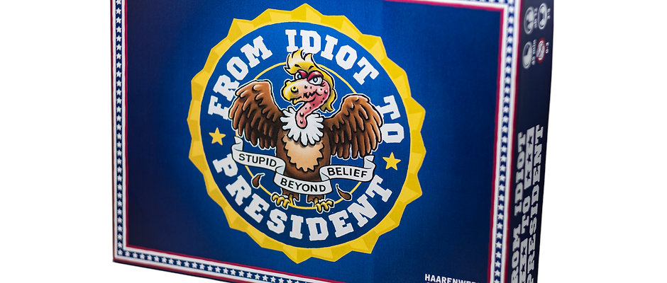 From Idiot to President