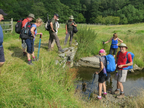 Winster Valley, South Lakes - Saturday 15th August 2020