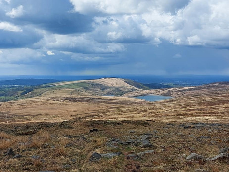 West Pennine Moors & Reservoirs - Saturday 1st May 2021