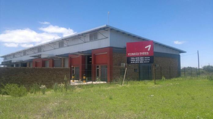 Kumho Polokwane Warehouse
