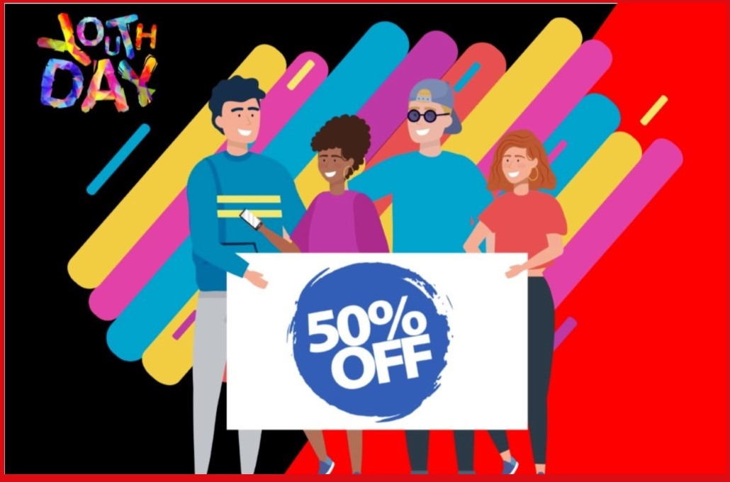 Youth Day Sale