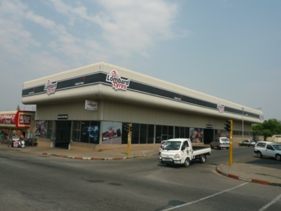 Lombard Tyres Krugersdorp West