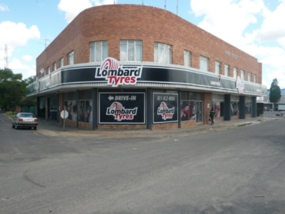 Lombard Tyres Randfontein