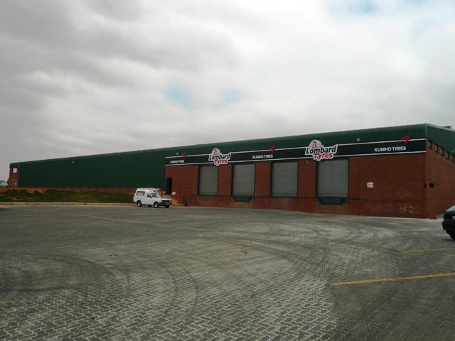 Kumho Chamdor Warehouse