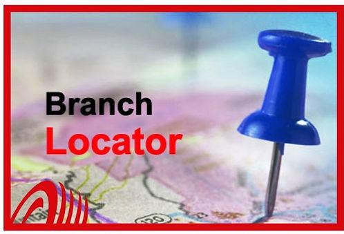 KAD branch locator