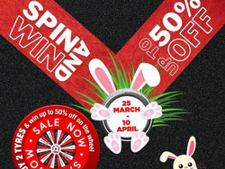 Easter Promo (Spin & Win) 2021 - Social