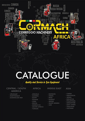 Cormach Catalogue