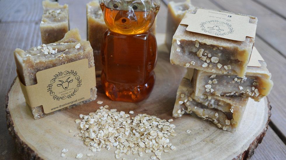 "Oatmeal and Honey ""Healing Bar"""