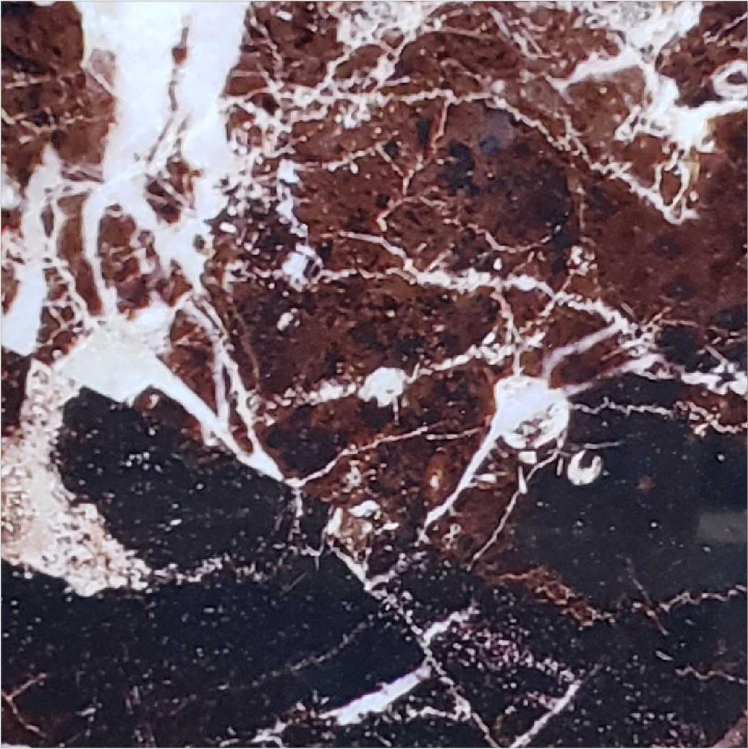 vidro marmorizado imperador