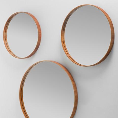 espelhos bandeja