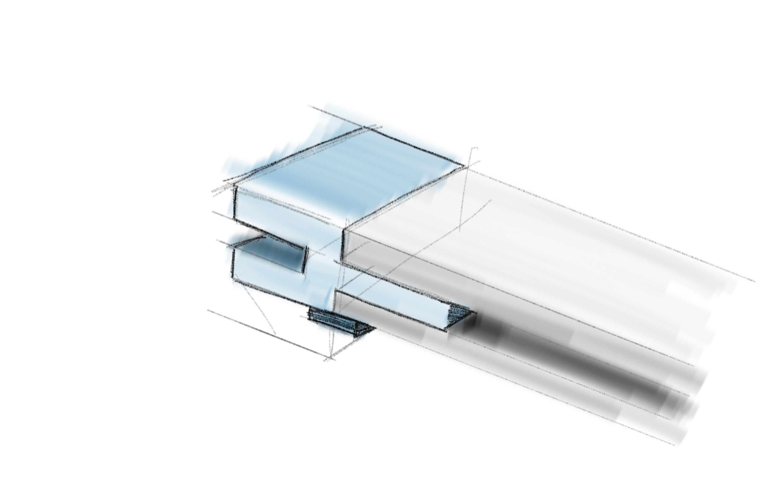 Desenho de idéia de produto