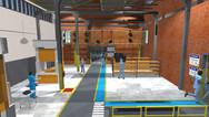 Software treinamento virtual para segurança industrial