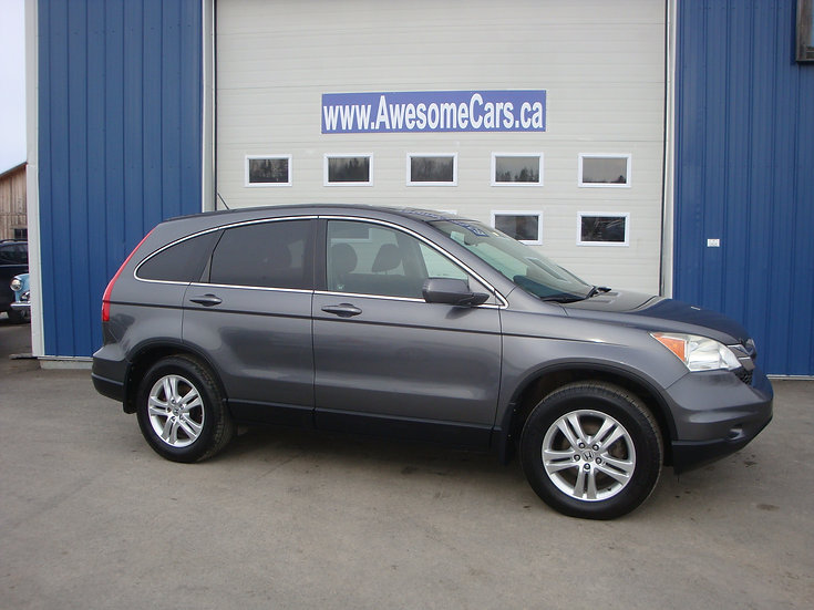 2011 HONDA CRV EX AWD