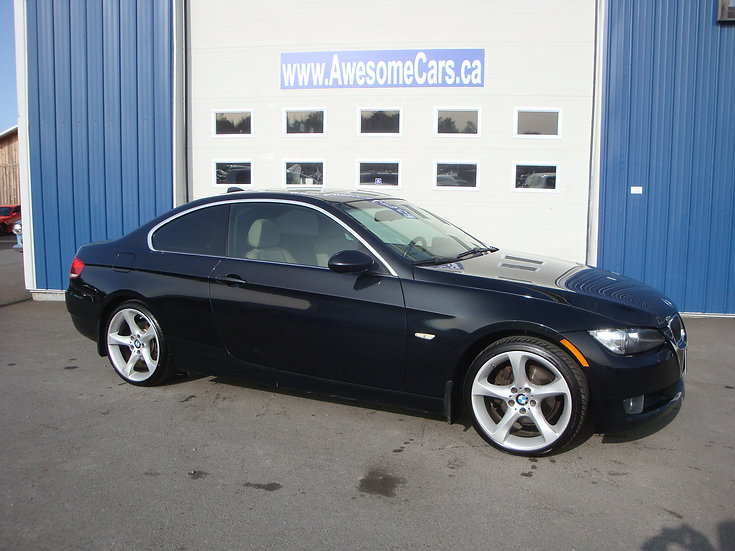 2008 BMW 320Xi COUPE