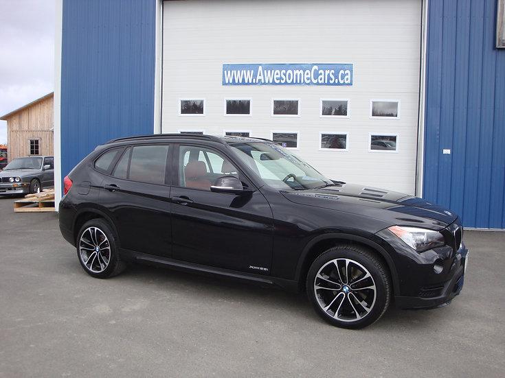 2015 BMW X1 28i SPORTLINE