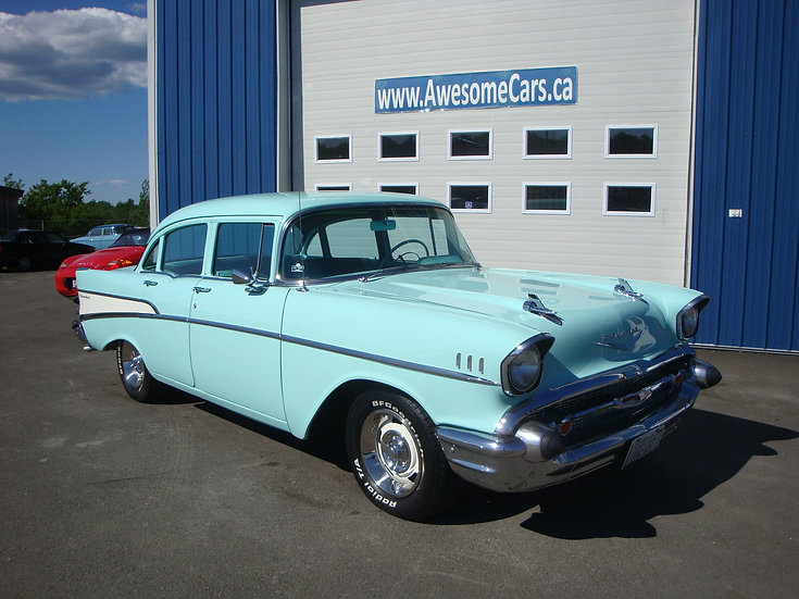 1957 CHEVROLET BEL AIR 150 / 210