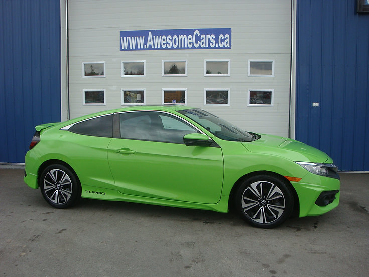 2016 HONDA CIVIC EX-T COUPE