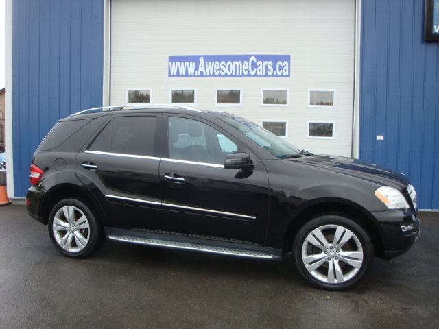 2011 MERCEDES BENZ ML 350 4MATIC