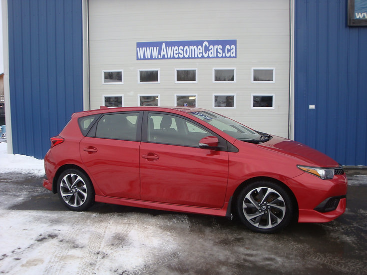 2016 SCION iM HATCHBACK