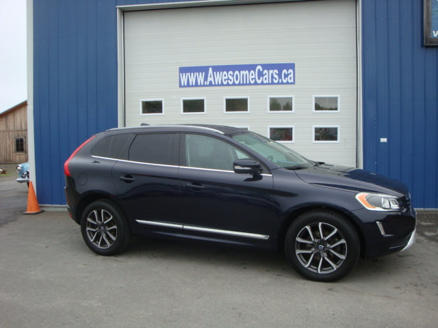 2017 VOLVO XC60 T5 SPECIAL EDITION