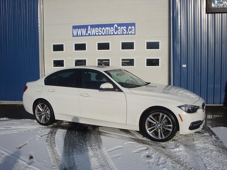 2016 BMW 320iX Sedan
