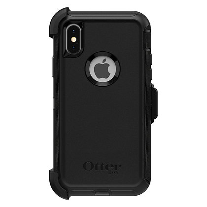 OtterBox Defender Series iPhone Xs, Black