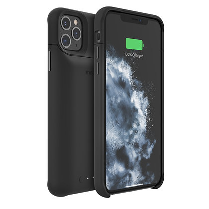 Mophie Juice Pack Access Battery Case  iPhone 11 Pro Max, Black