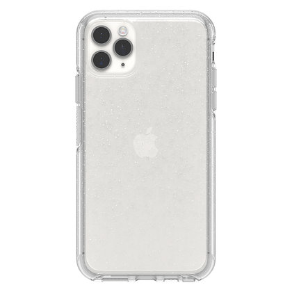 OtterBox Symmetry Clear Series iPhone 11 Pro Max, Stardust (Flake/Clear)