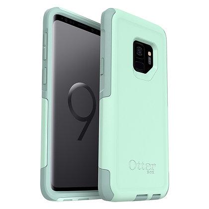 OtterBox Commuter Samsung Galaxy S9, Ocean Way (Aqua/Aquifer)