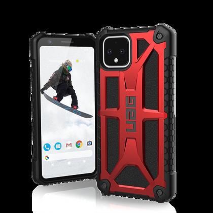 UAG Google Pixel 4 Monarch Case, Crimson
