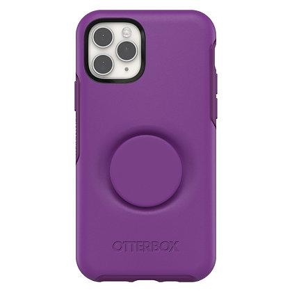OtterBox Symmetry Series Otter + Pop iPhone 11 Pro, Lollipop