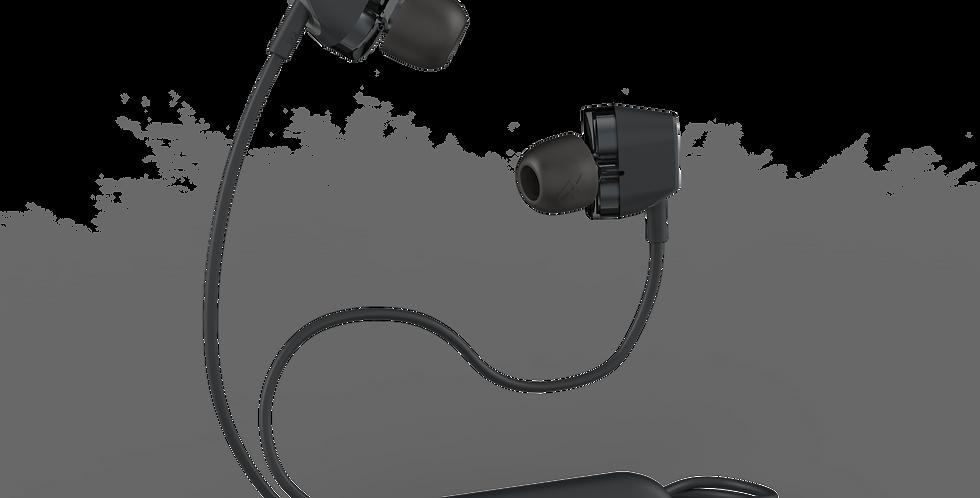 iFrogz Audio Sound Hub Wireless Earbud XD2, Black