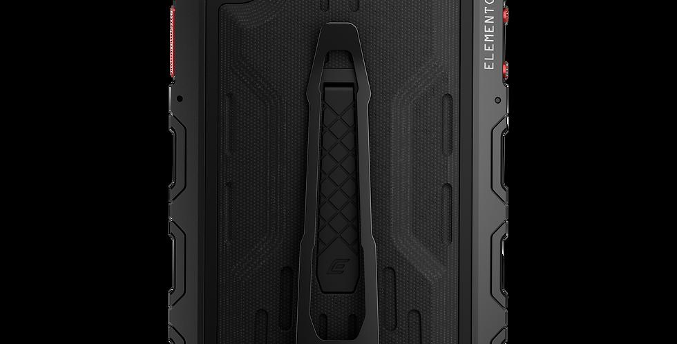 Element Case iPhone X Black Ops, Black