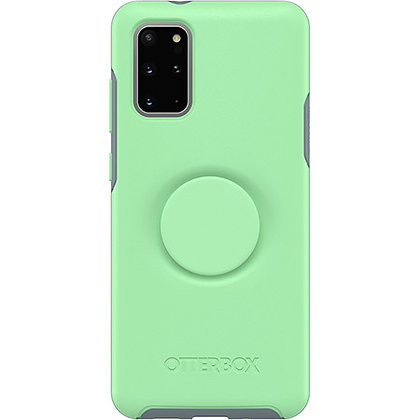 OtterBox Symmetry Otter + Pop Galaxy S20+, Mint To Be