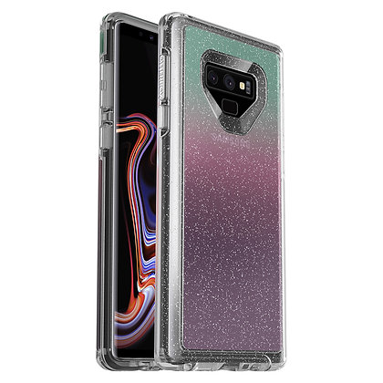 OtterBox Symmetry Clear Samsung Galaxy Note 9, Graphic Gradient Energy