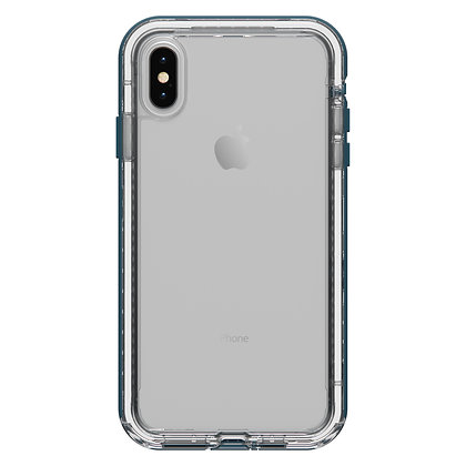 LifeProof Next Series iPhone Xs Max, Clear Lake