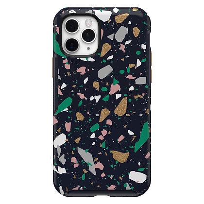 OtterBox Symmetry Series iPhone 11 Pro, Taken 4 Granite (Blues/Granite)
