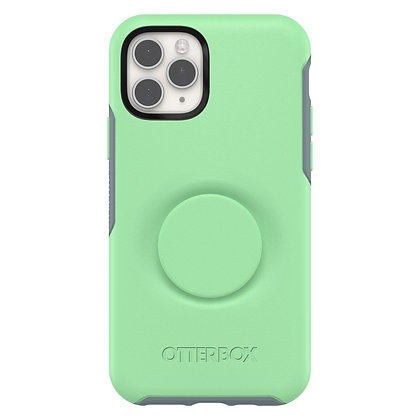 OtterBox Symmetry Series Otter + Pop iPhone 11 Pro, Mint To Be