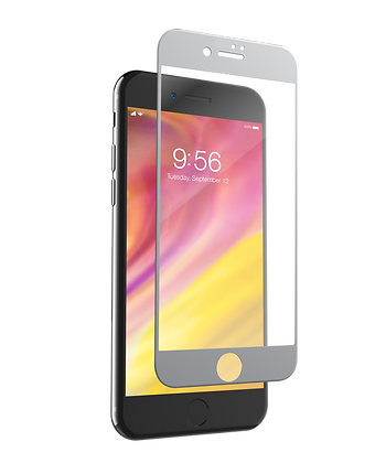 InvisibleShield Glass Curve iPhone 8, Screen White
