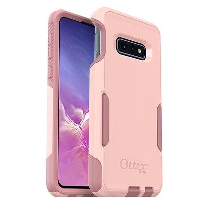 OtterBox Commuter Samsung Galaxy S10e, Ballet Way (Pink/Blush)