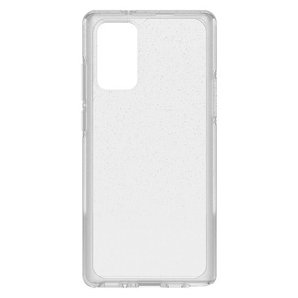 OtterBox Samsung Galaxy Note20 5G Symmetry Clear Series, Stardust