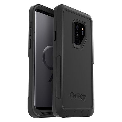 OtterBox Pursuit Samsung Galaxy S9+, Black