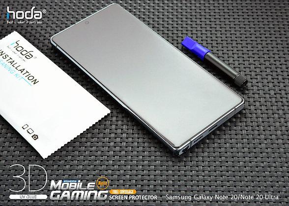 Hoda Samsung Galaxy Note20 5G Tempered Glass, 3D UV Full Glue Matte