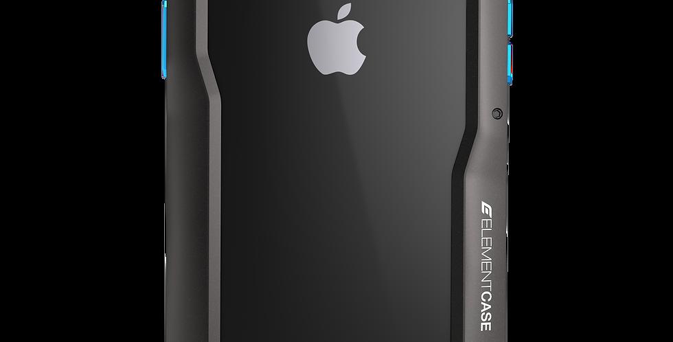 Element Case iPhone Xs Vapor S, Black